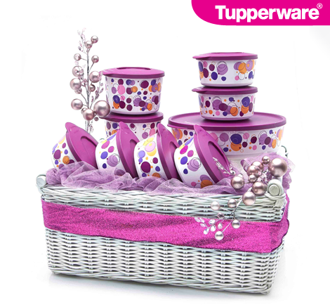 Ilumina Bowl Tupperware