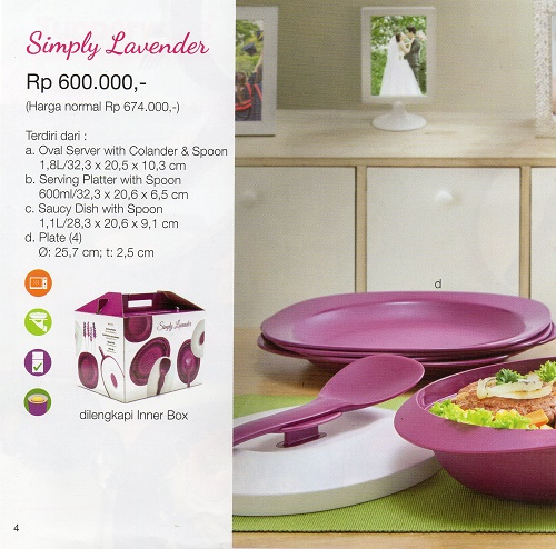 Promo Tupperware September 2015 4