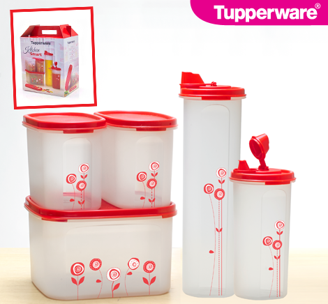 kitchen smart Tupperware