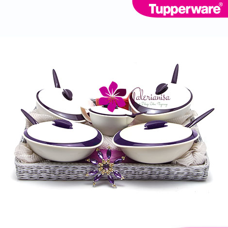 Insulated Serving Tupperware