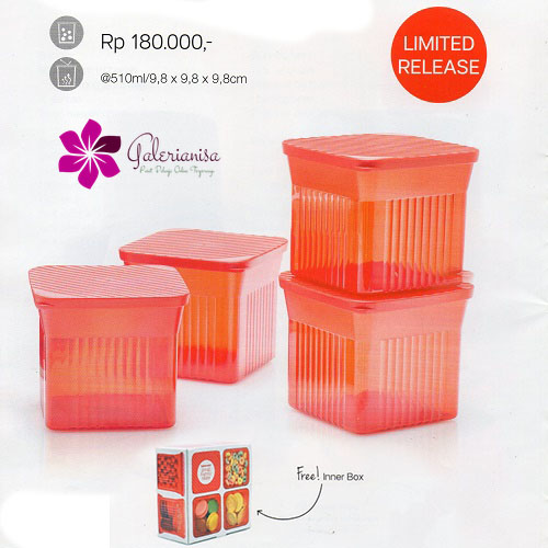 Small Family Mate Tupperware Promo Januari 2016
