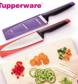 Knife Tupperware