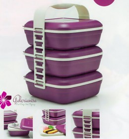 Picnic Set Trio Tupperware