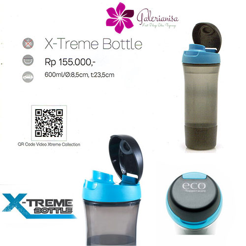 X-treme bottle Tupperware
