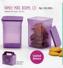 Family Mate Tupperware