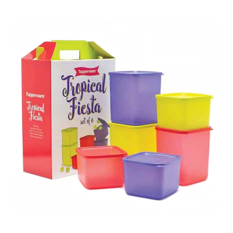 Tropical Fiesta Tupperware