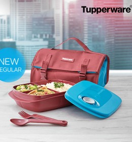 B.Y.O (Bring Your Own) Lunch Set Tupperware