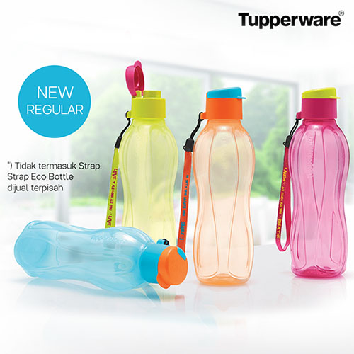Eco Bottle 500ml Tupperware