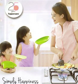 Tupperware Promo Mei 2016