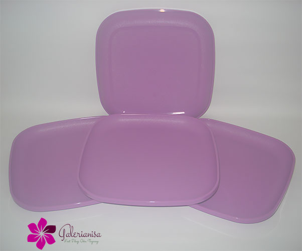 Breakfast Plate Tupperware