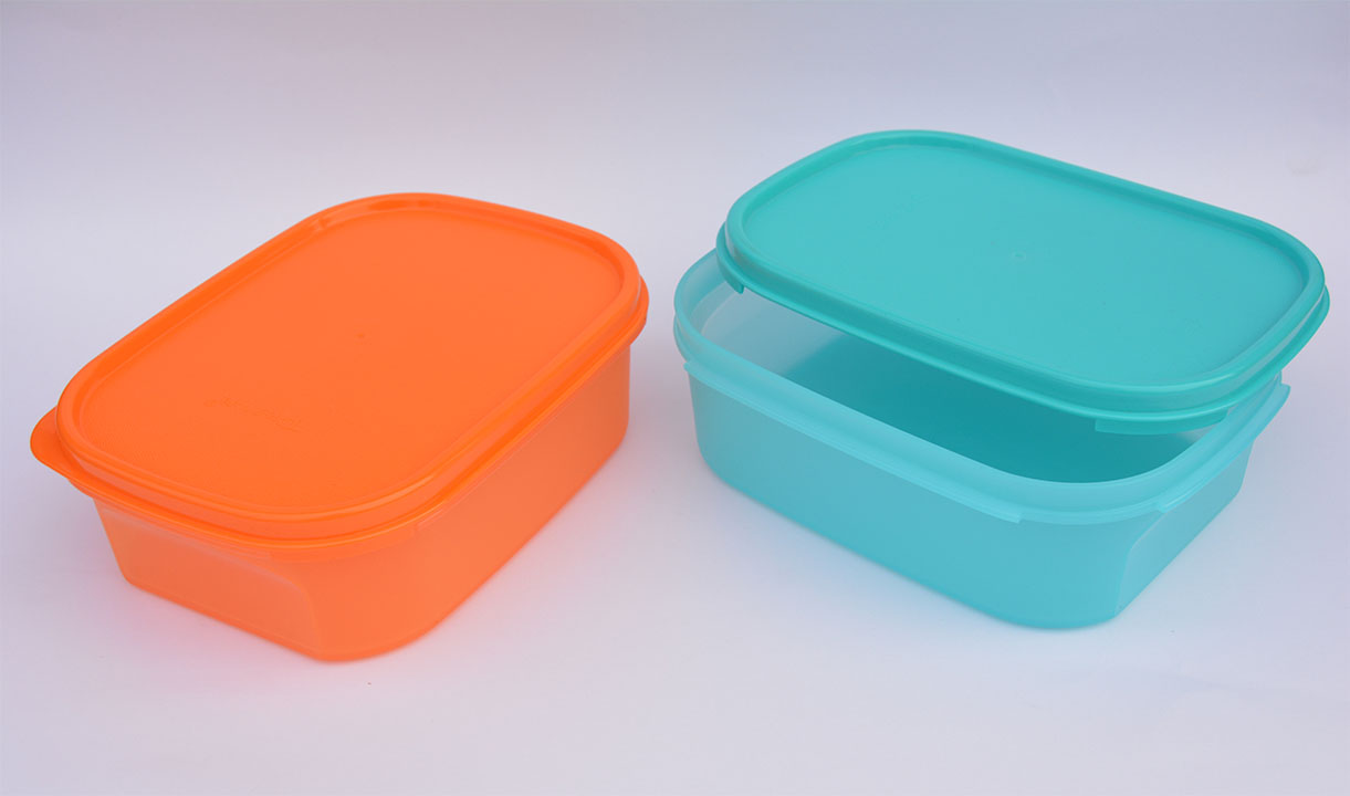 Mini rect Low Tupperware
