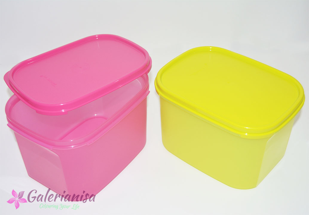 Mini Rect High Tupperware