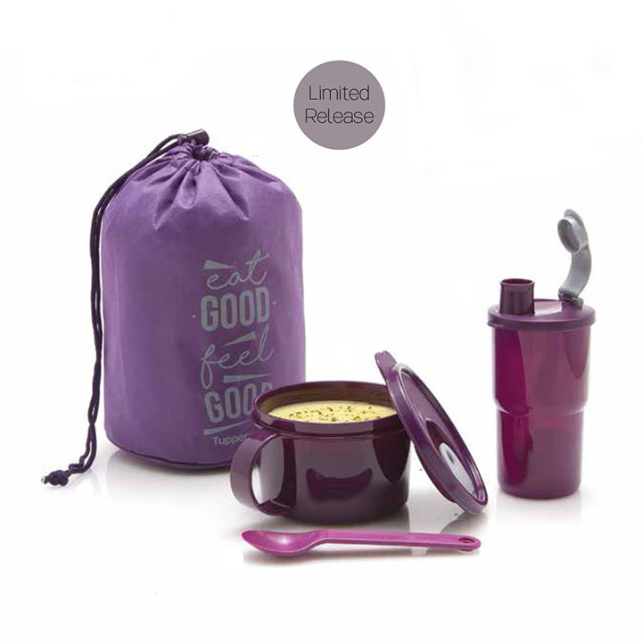 Purple Blush Tupperware