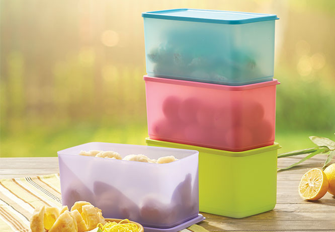 Funtastic Four Tupperware