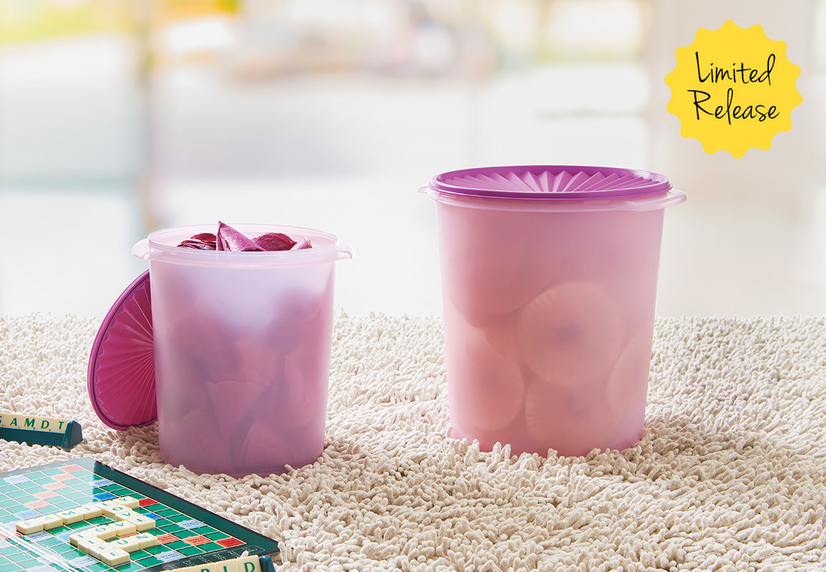 Maxi Canister Set Tupperware