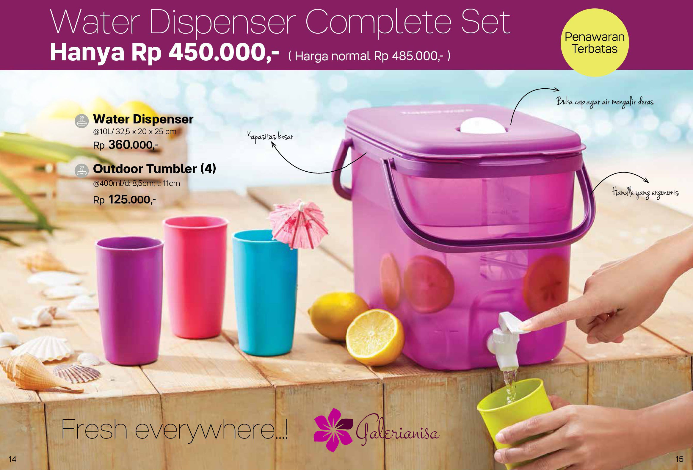 Tupperware Oktober 2019 Catalogue Promo