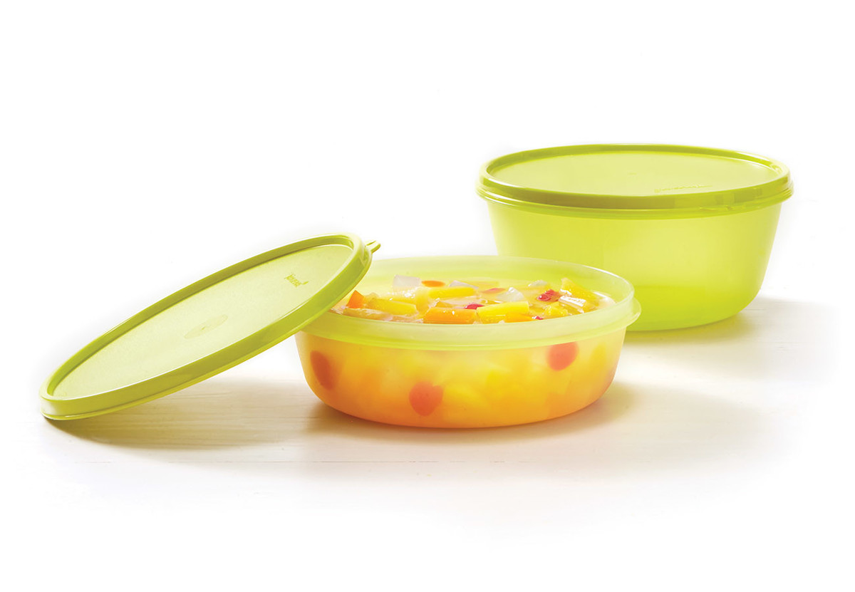 Modular Bowl Tupperware