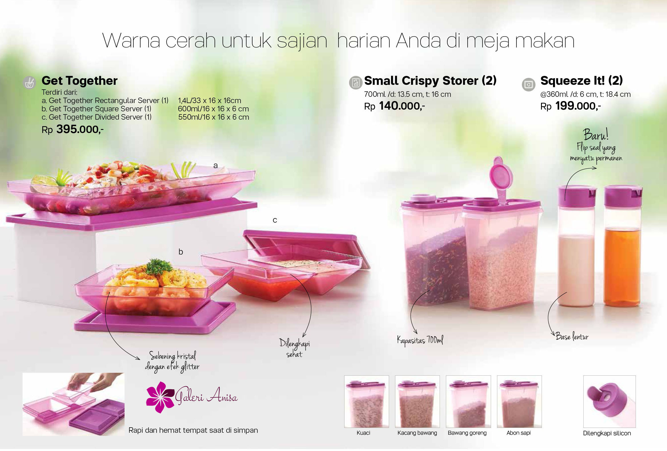 Get Together Tupperware Promo Mei 2017 15