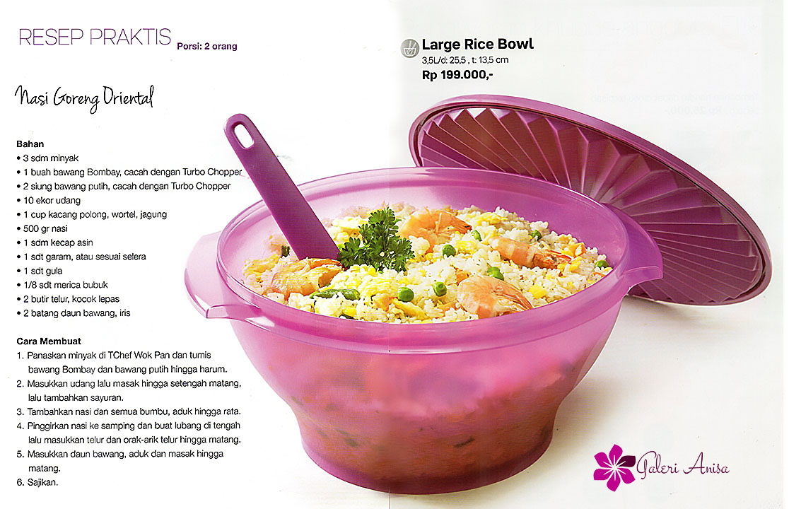 Rice Smart Tupperware Promo Juli 2017