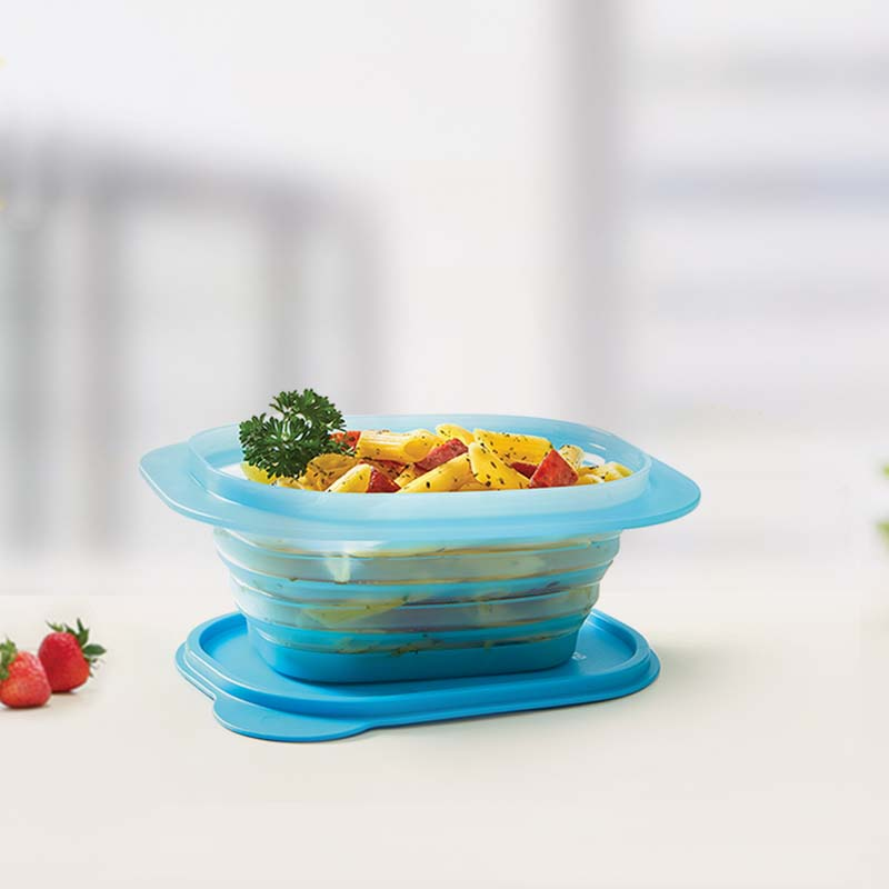 GoFlex Rectangular 850ml Tupperware