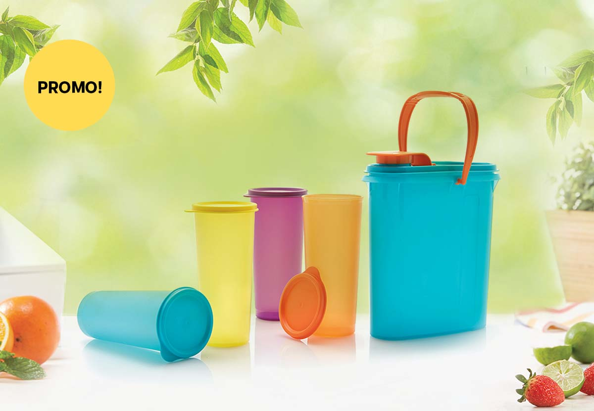 Beverage Buddy Tupperware