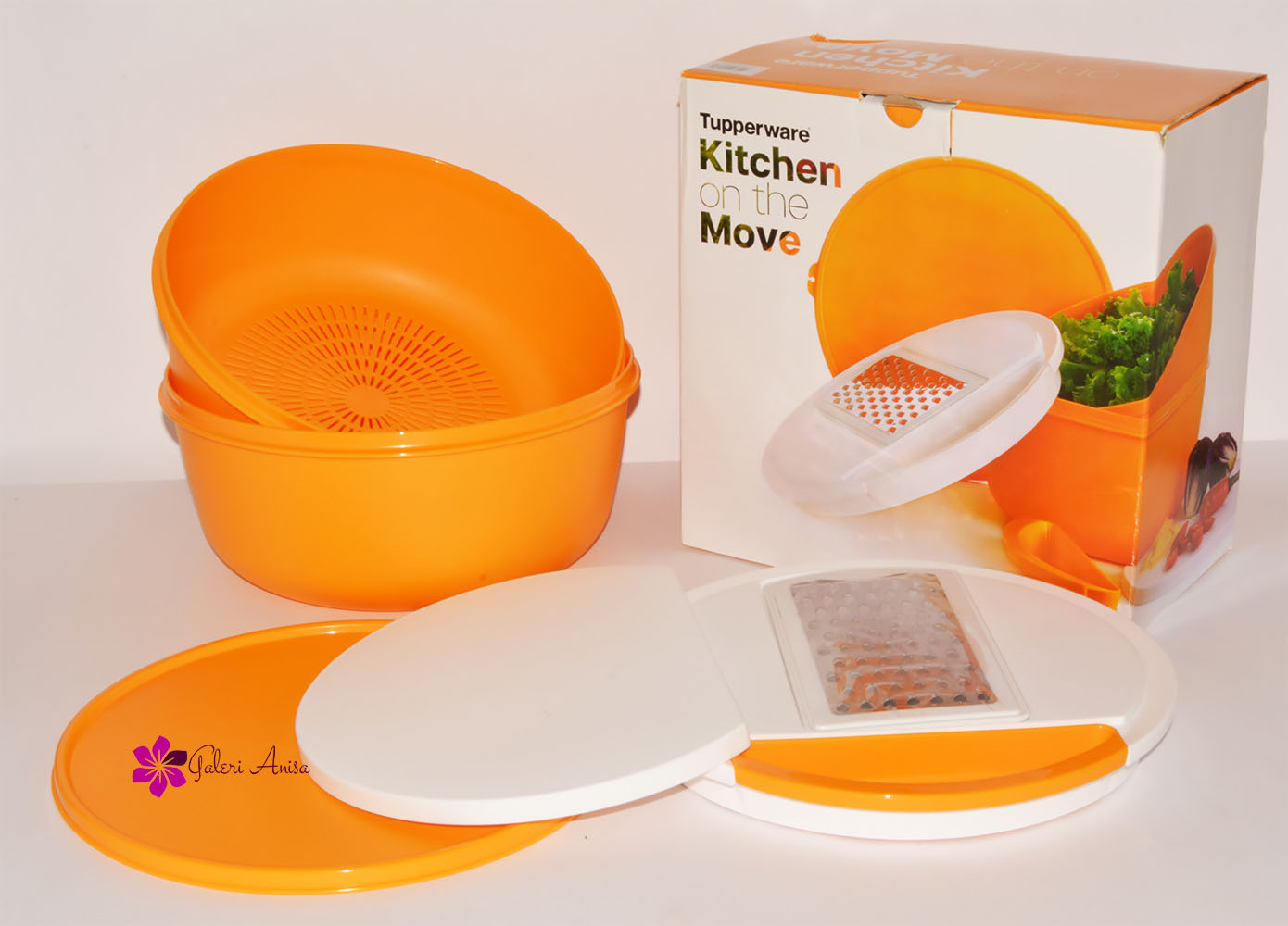 Kitchen On The Move Tupperware
