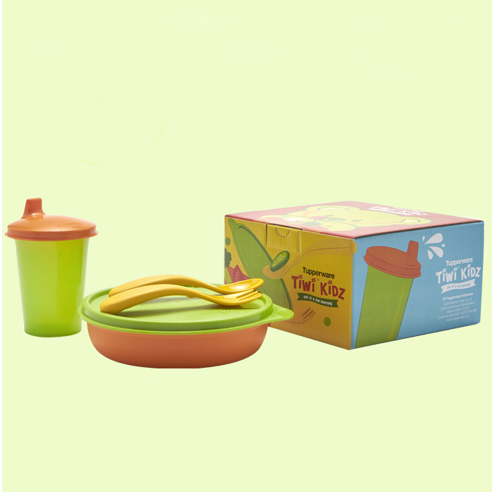 Tiwi Kidz Tupperware