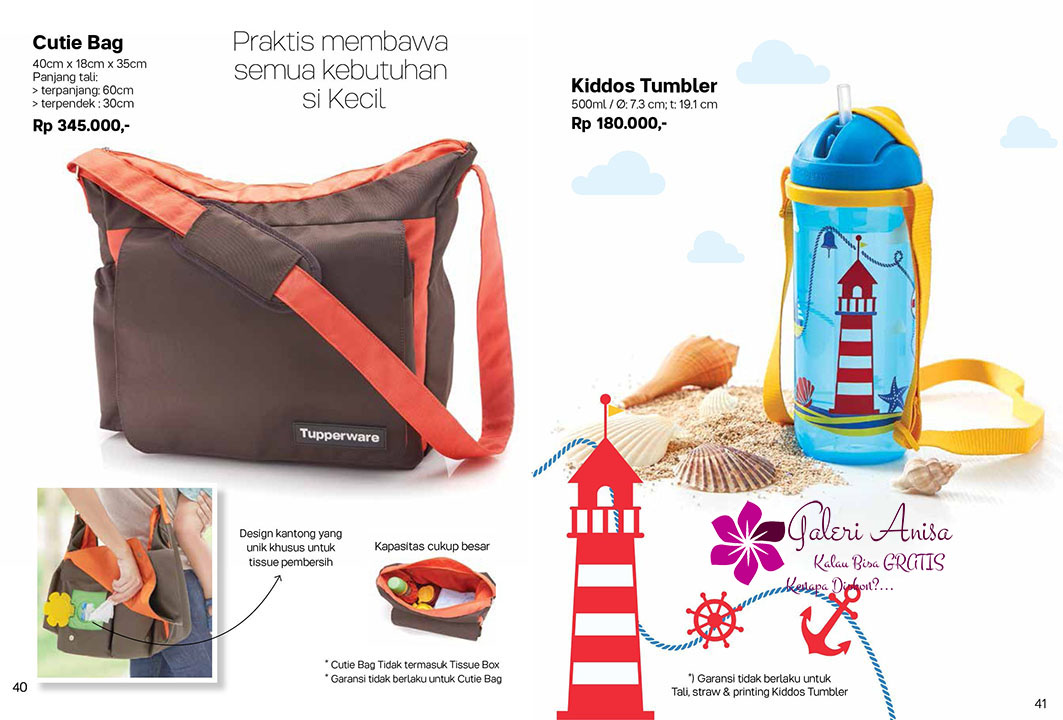 Kiddos Tupperware Promo September 2017
