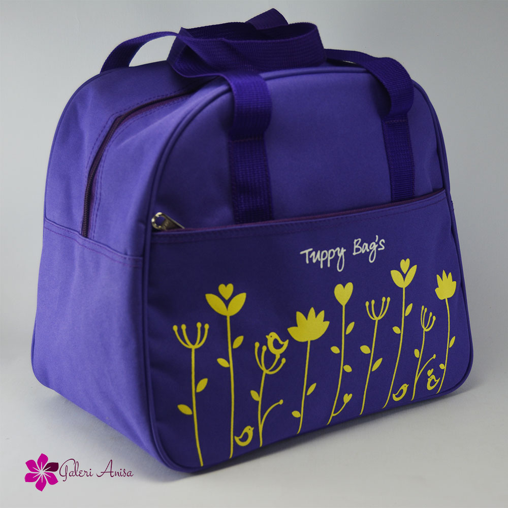 Tuppy Bag ungu