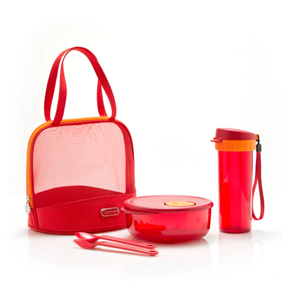Pretty Glam Tupperware