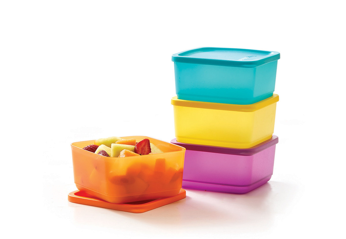 Small Summer Fresh Tupperware