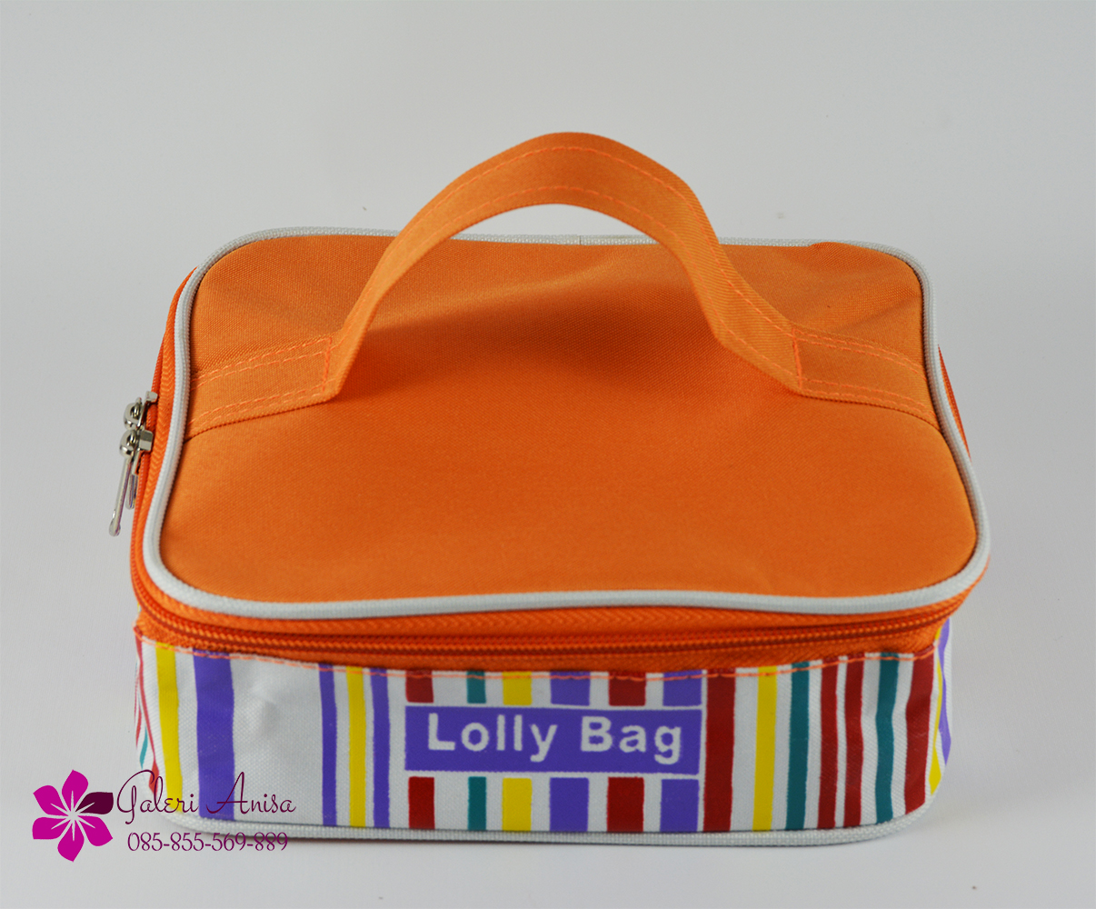 Lolly Bag Bawa Bekal Makan Lolly Tup