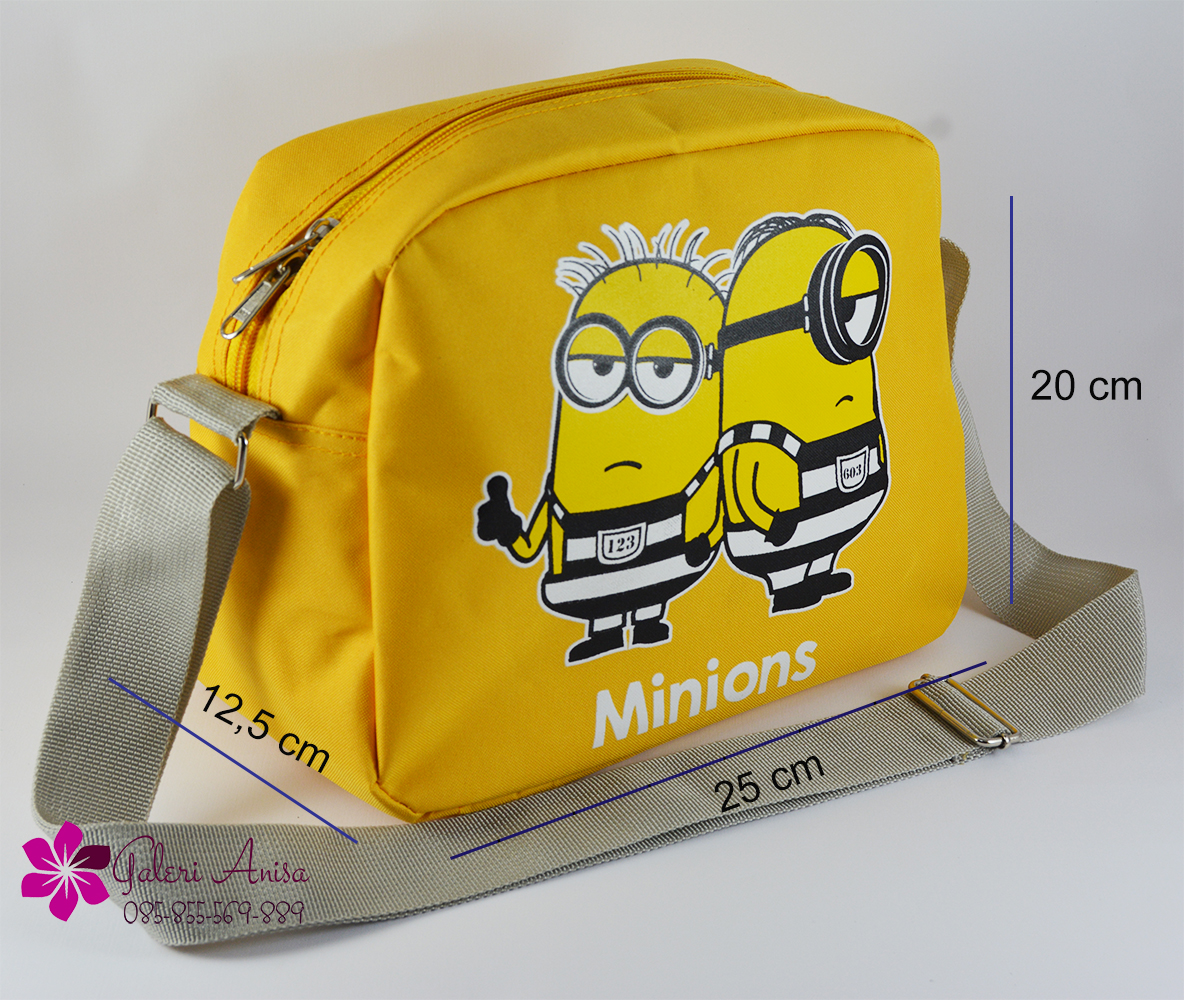 Minion Bag Orange
