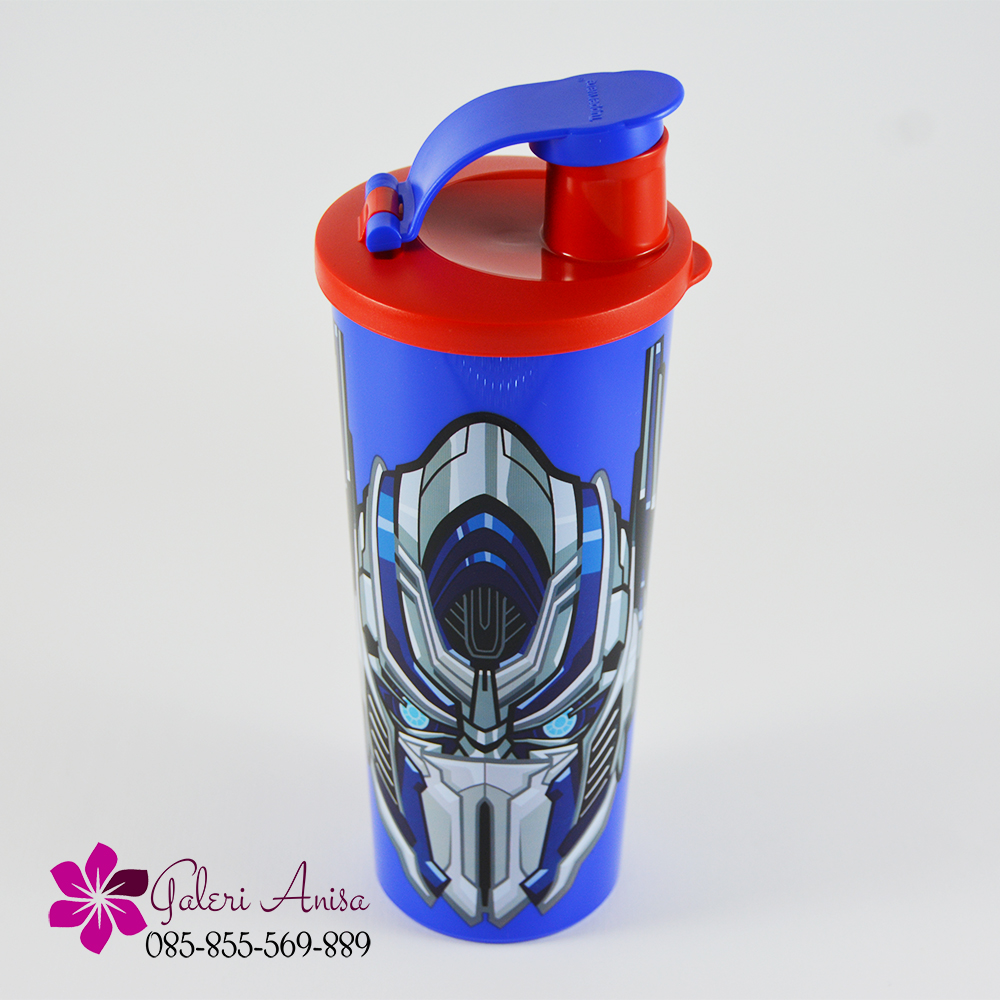 Transformer Tumbler Tupperware 1pcs