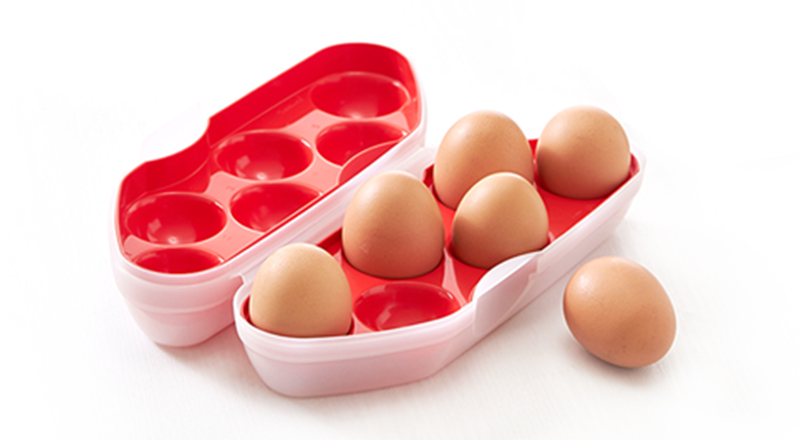 Egg Keeper Tupperware