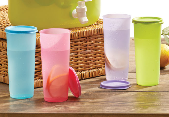 Giant Tumbler Tupperware