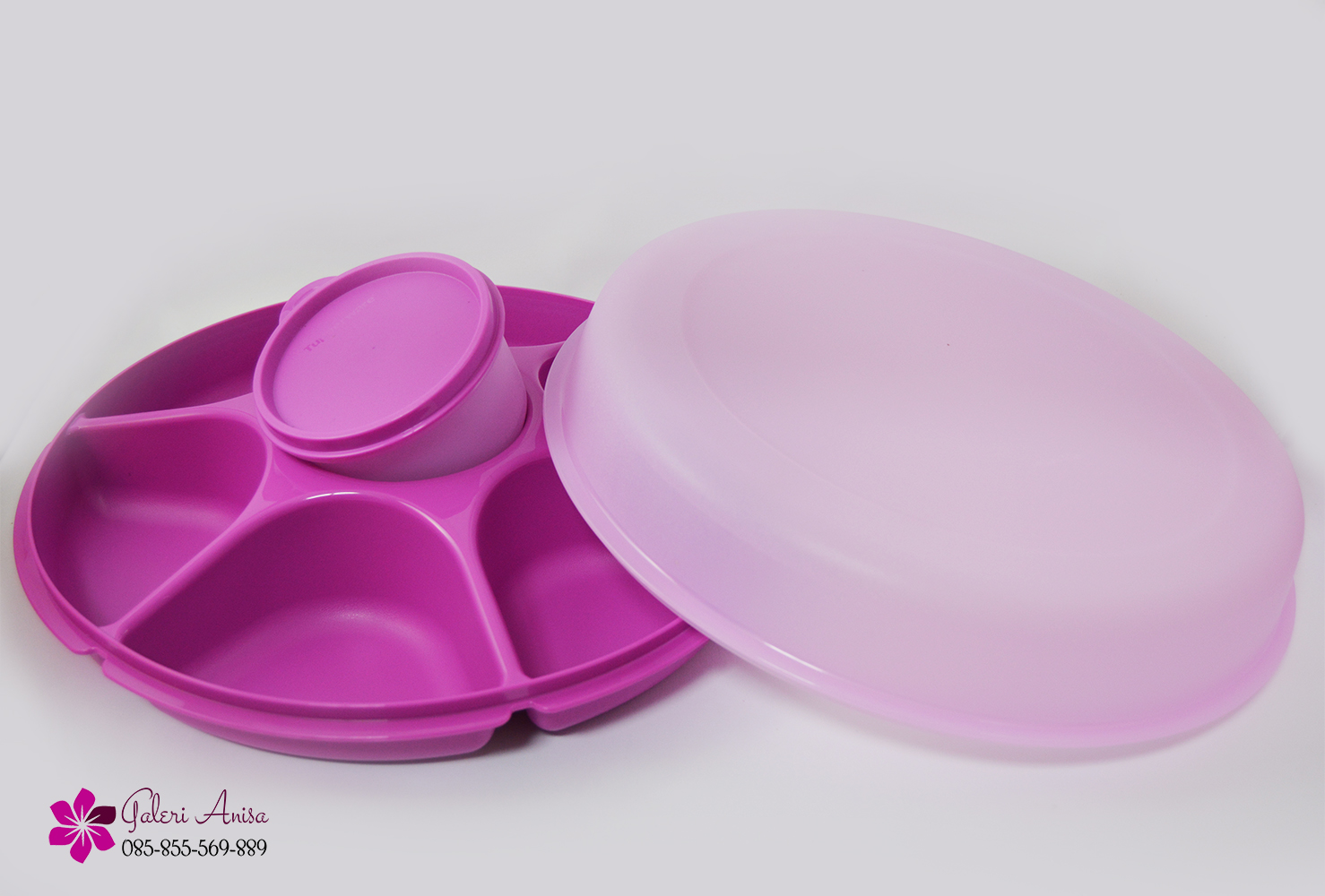 Seving Center Tupperware