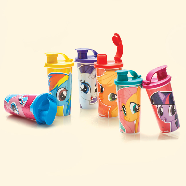 My Little Pony Tumbler (1) Tupperware