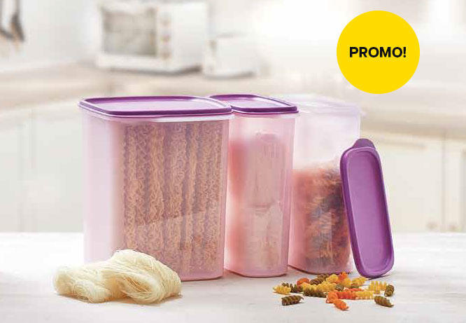 Tall Smart Saver Set Tupperware