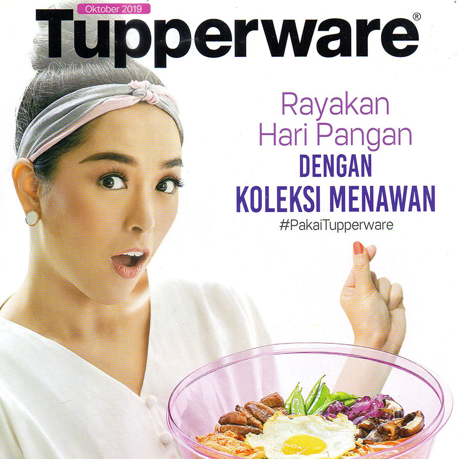 Tupperware Co Id Promo Oktober 2019